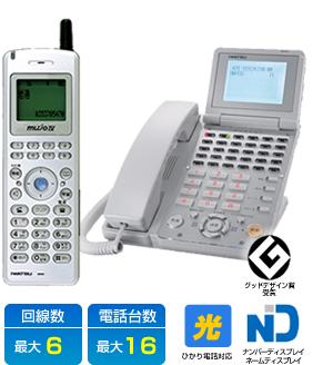 中古ビジネスホン(ビジネスフォン)の中古セット